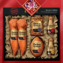 (롯데푸드)델리카 5호 선물세트 추석선물 햄세트