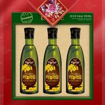 (롯데푸드)카놀라유 1호 선물세트 추석선물 식용유세트