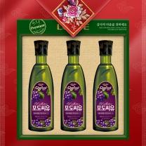 (롯데푸드)포도씨유 1호 선물세트 추석선물 식용유세트