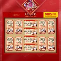 (롯데푸드)의성마늘 로스팜 3호 선물세트 설 추석선물