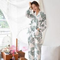 [바보사랑]AL11854 가을야자수 투피스 잠옷