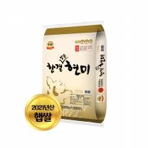 2018년 햅쌀 고창 황토 현미쌀 10kg