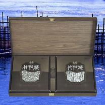 청정죽방목함 6호 죽방자멸(400g) + 죽방멸치(350g)