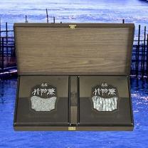 청정죽방목함 5호 죽방세멸(400g) + 죽방멸치(350g)