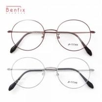 [바보사랑]벤픽스 가벼운 베타티타늄 안경테 7002