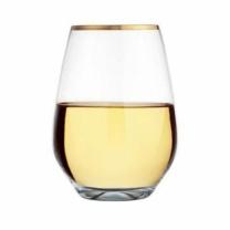 [바보사랑]레트로 비드리오 스템 와인잔 1개