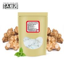 건강스토리 볶은 돼지감자삼각티백 (1g*25개입) 국내산