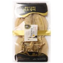[제수용/선물용]해돋이 동해안 건오징어 180g(2마리)