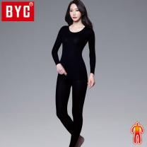 [BYC]여성 보디히트 상하(Q0142-검정)