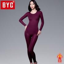 [BYC]여성 보디히트 상하(Q0143-와인)