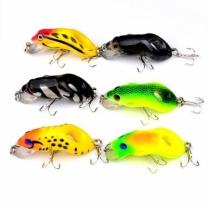 [바보사랑]프로베로스 6종 모음 개구리 하드베이트