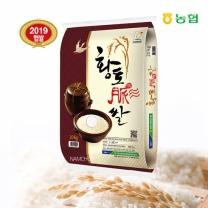 [농협] 2018년 햅쌀!  청원생명쌀 황토맥쌀 20kg