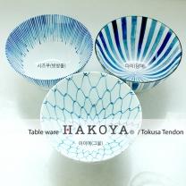 재팬 하코야 우동기(토쿠사 텐동)/Table ware Tokusa Tendon 우동그릇