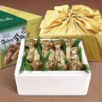 국내산 자연송이 자연산 송이버섯 (중품D) 1kg