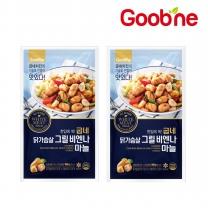 굽네 닭가슴살 비엔나 마늘 100g 2팩_AO16