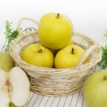 [이룸팜스]달콤시원 황금배 가정용 4kg(9-10과)