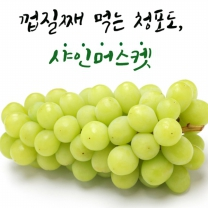 [가락24]달콤가득 샤인머스켓 2kg/새생명