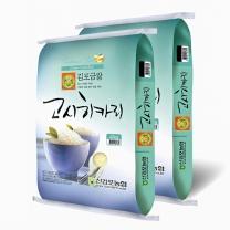 2018년 햅쌀 김포 금쌀 8kg/4kg 2포/고시히까리 단일품종 /신김포농협