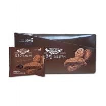 [프로엠] 촉촉한 초코칩쿠키 50g 10개입 (박스)