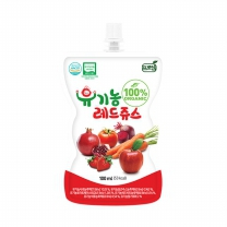 [프로엠] 유기농 100% 레드주스100ml