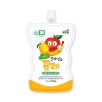 [프로엠] 유기농 갈아만든 퓨레(사과,바나나,망고) 100g