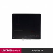 LG DIOS 인덕션 전기레인지 빌트인 BEI3GT
