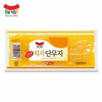 [일가집] 치자김밥단무지 240g