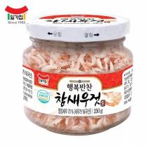 [일가집] 참새우젓 250g (국내산)