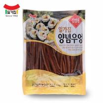 [일가집] 양념우엉 1kg