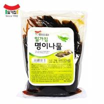 [일가집] 명이나물 1kg