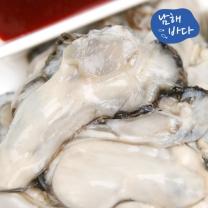 [남해바다] 국내산 생굴 1kg