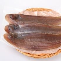 [착한어부]반건조 서대 3미(대) / 30-35cm