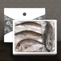 [착한어부]반건조 제수용 생선 알찬 세트/민어+민어조기+참돔+우럭