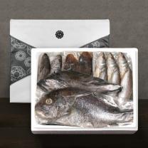[착한어부]반건조 제수용 생선 프리미엄 세트 / 민어+민어조기+참돔+서대+우럭