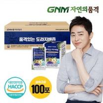 GNM자연의품격 순수한 도라지배즙 실속포장 100포