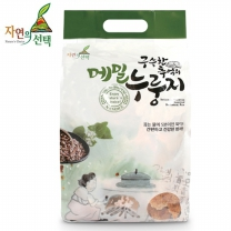 [자연의선택] 구수한 추억의 메밀누룽지 1kg