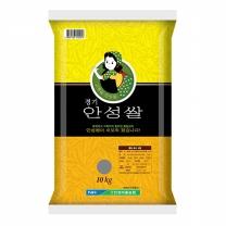 2018년 햅쌀 안성쌀 10kg/추청/안성마춤농협