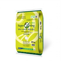 2018년 햅쌀 슈퍼오닝쌀 20kg/고시히카리 단일품종/송탄농협
