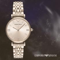 EMPORIO ARMANI 엠포리오아르마니 AR11059 알마니 여성시계 메탈시계