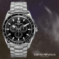 EMPORIO ARMANI 엠포리오아르마니 ARS9100 알마니 스위스 남성시계 메탈시계