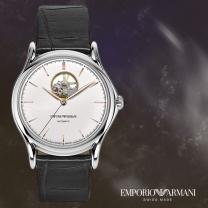 EMPORIO ARMANI 엠포리오아르마니 ARS3303 알마니 스위스 남성시계 가죽시계