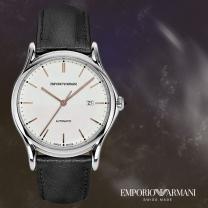 EMPORIO ARMANI 엠포리오아르마니 ARS3023 알마니 스위스 남성시계 가죽시계