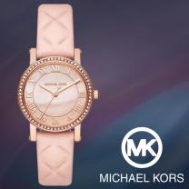 [MICHAEL KORS] 마이클코어스 MK2683 여성시계 가죽밴드 손목시계