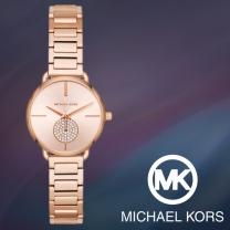 [MICHAEL KORS] 마이클코어스 MK3839 여성시계 메탈밴드 손목시계