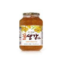 다농원 꿀생강차 1Kg