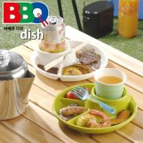 이노마타 BBQ 바베큐 디쉬,볼(아웃도어용)/접시 식판