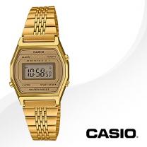 [CASIO] 카시오 LA690WGA-9D 메탈밴드 여성용 손목시계