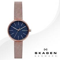 [SKAGEN] 스카겐 SKW2593 여성시계 메탈밴드 손목시계