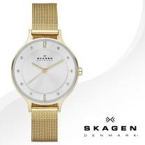 [SKAGEN] 스카겐 SKW2150 여성시계 메탈밴드 손목시계