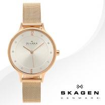 [SKAGEN] 스카겐 SKW2151 여성시계 메탈밴드 손목시계